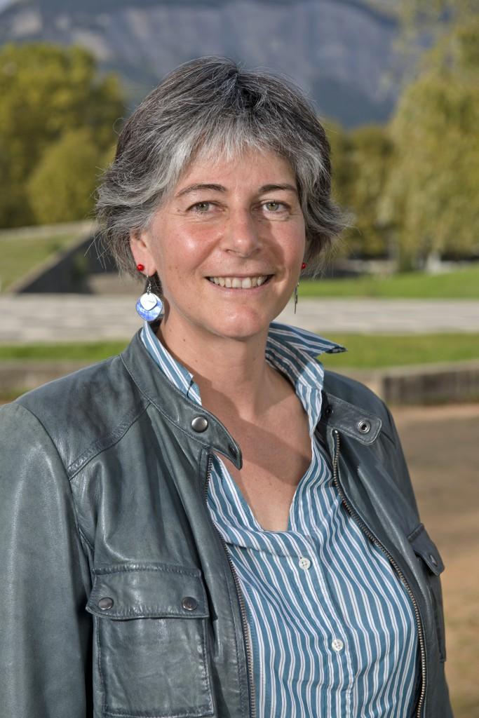 Madeleine ZALKIND, Directrice des Ressources humaines.
