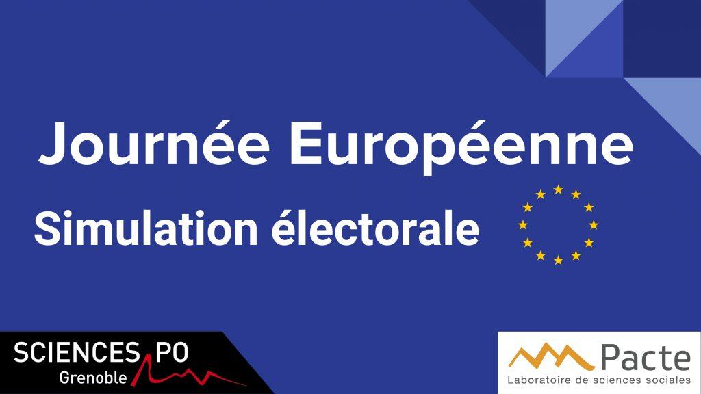 Prez JE - Simulation électorale